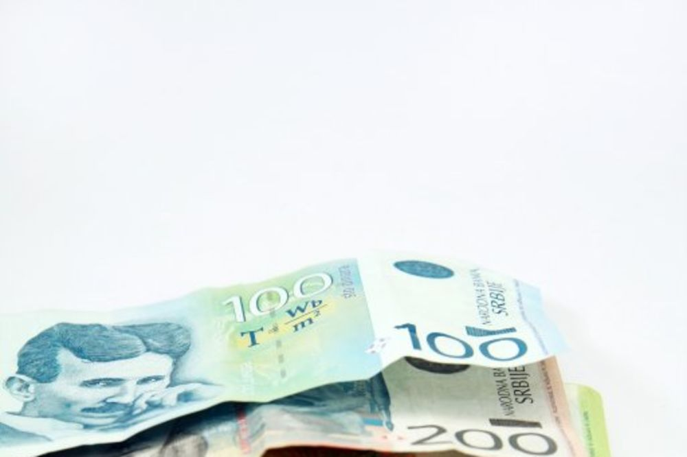 PO 340 DINARA: NIS uplatio dividende za besplatne akcije