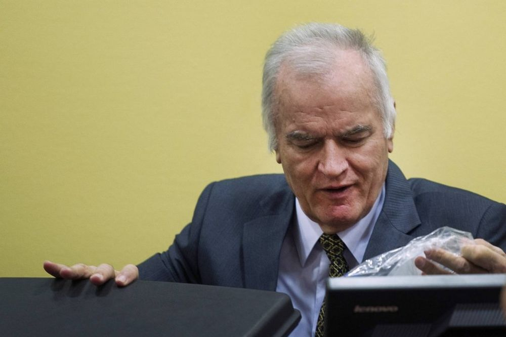 SUĐENJE GENERALU: U korist Ratka Mladića svedoči 336 svedoka!