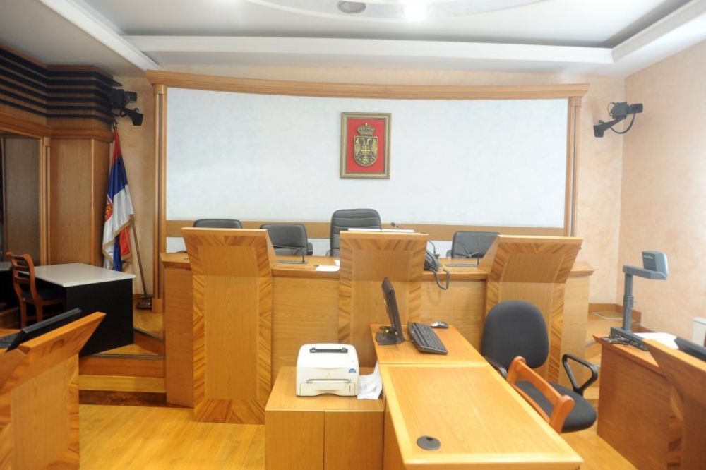 specijalni sud, sudnica, foto Zorana Jevtić
