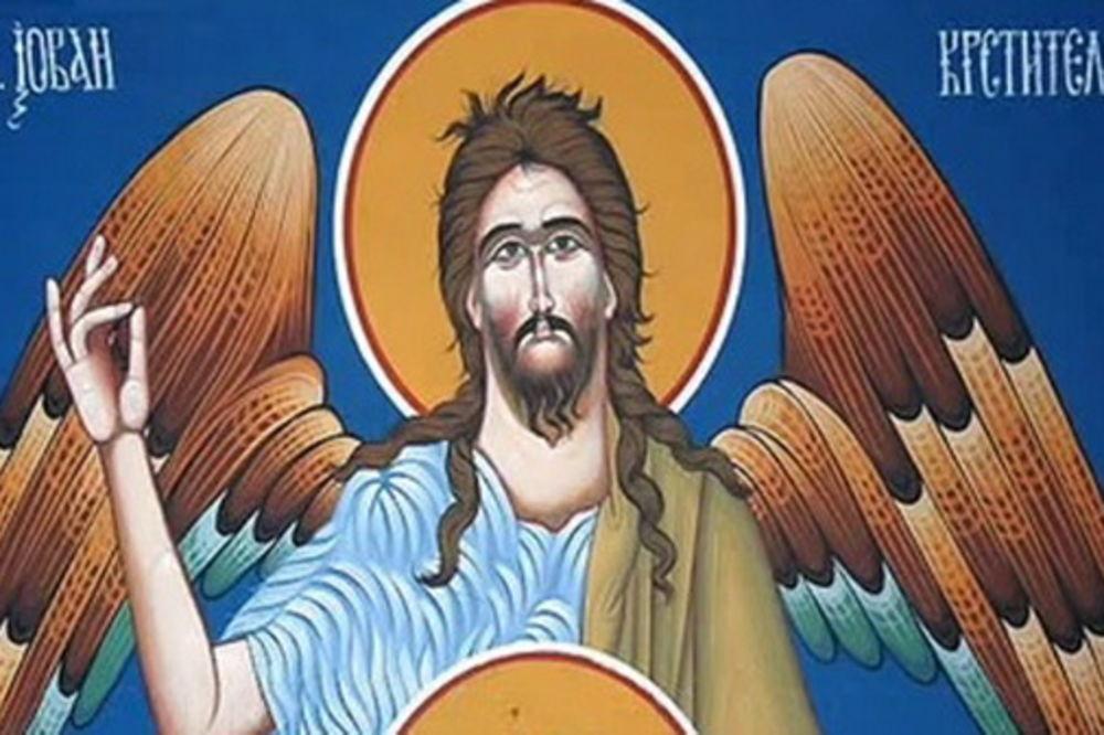 Sveti Jovan: Danas se bratimimo i slavimo