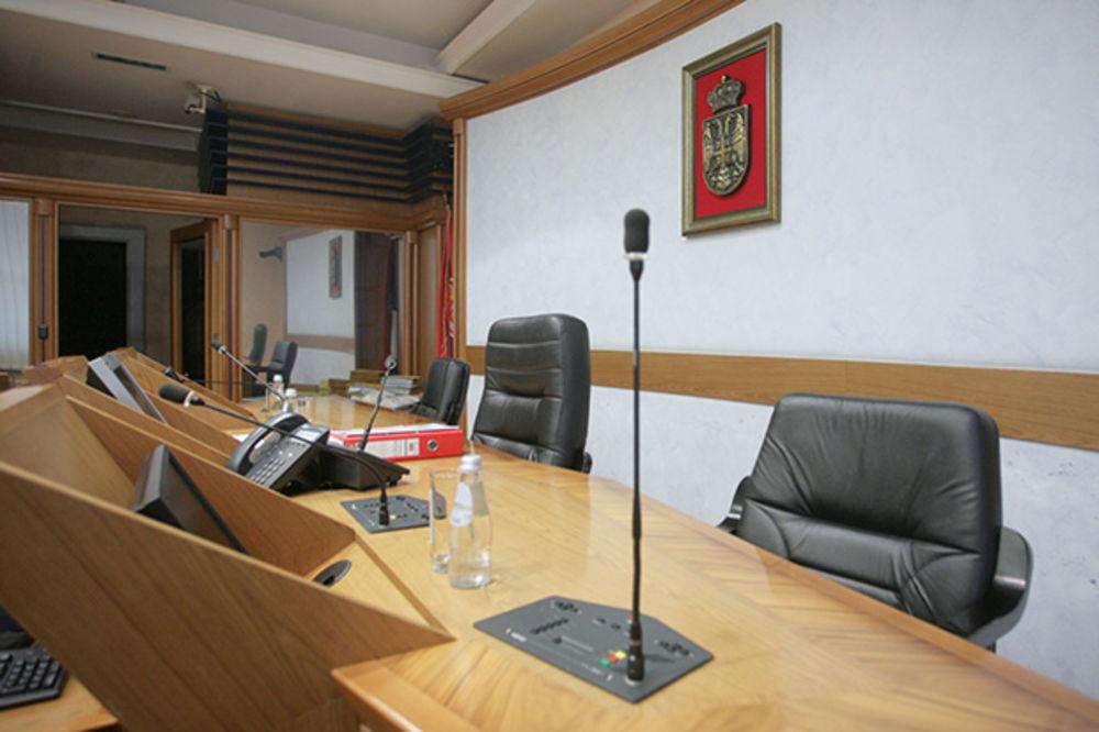 ŠTRAJK SE NASTAVLJA: Protest advokata u utorak u podne