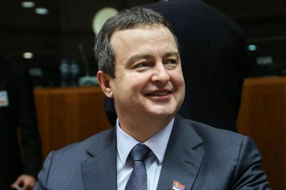 Dačić: Važno je kakve će poruke doneti Edi Rama u Beograd, a ne gde ide