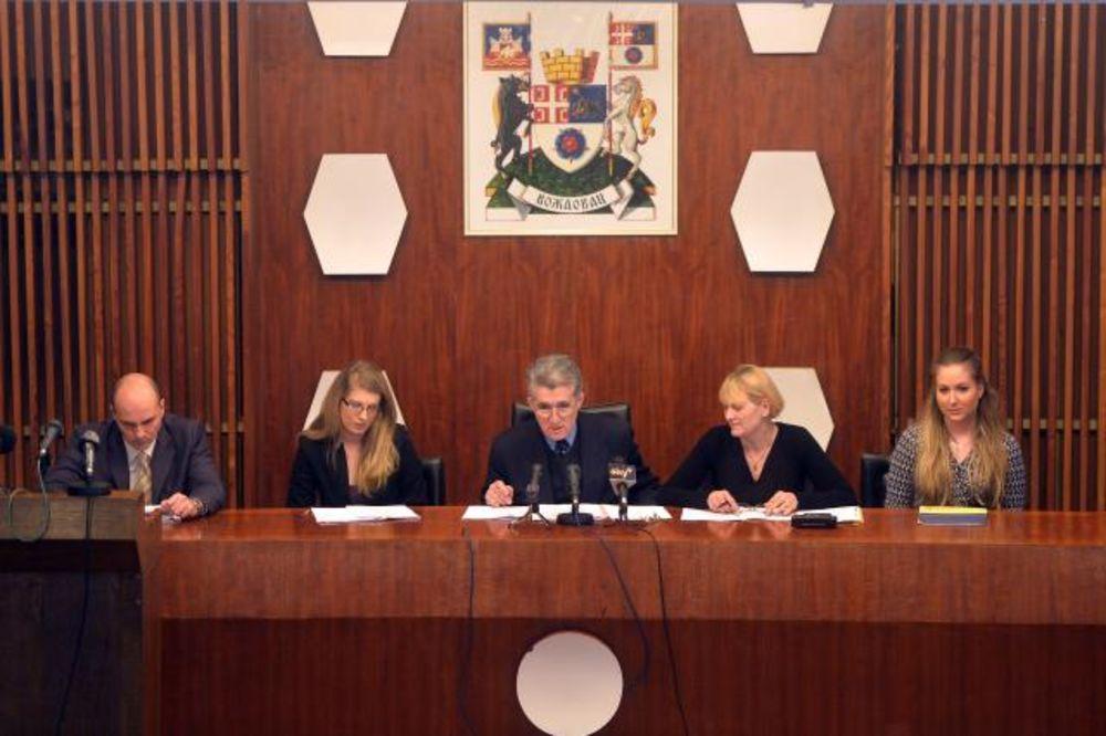 VOŽDOVAC: Konstituisana opština, predsednik Skupštine Aleksandar Mirković (SNS)