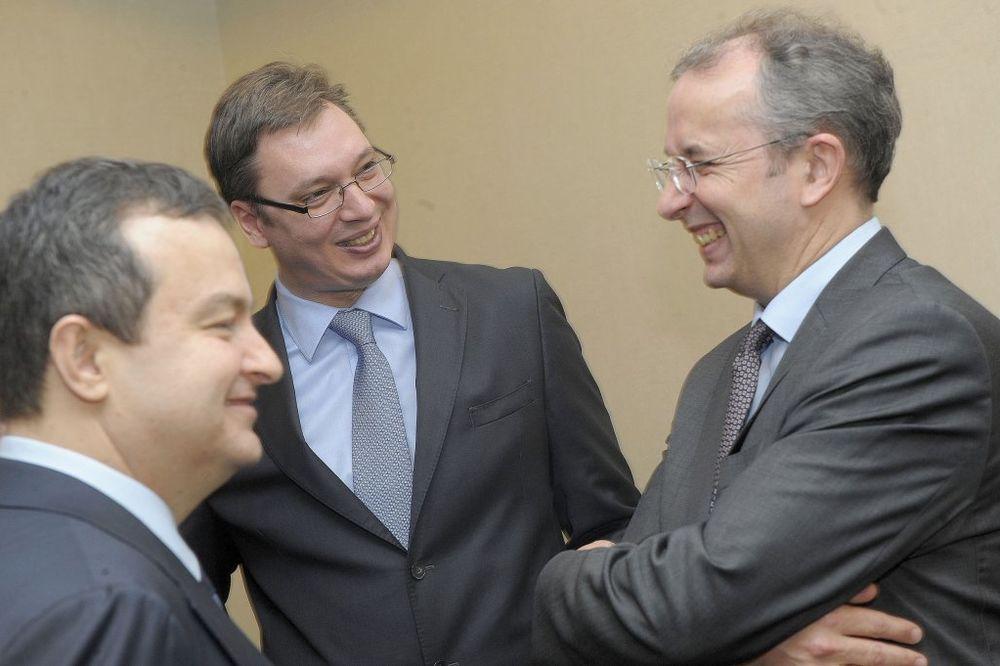 EU OBSERVER: Odluka o otvaranju poglavlja sa Srbijom ne pre oktobra