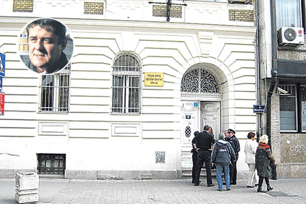 Nebojša Bulatović, učenik Lj. L., osnovna škola Svetozar Miletić,