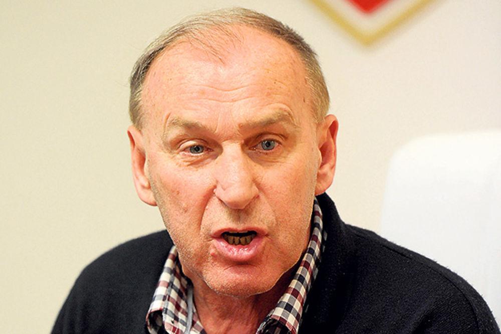 DŽAJA IH POVEZAO: Ljupko posavetovao Grofa oko Ludogoreca