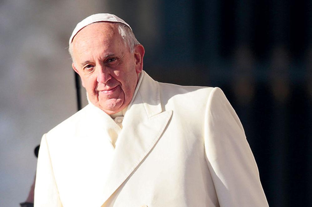 RADOST SEKSA: Papa i kardinali na iznenadnom predavanju