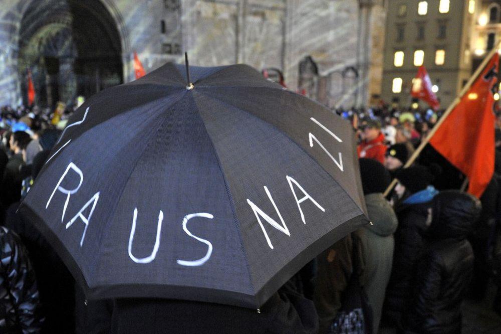 VEČERAS NAPETO U BEČU: Zbog najavljenih protesta protiv Bala desničara blokiran centar grada!