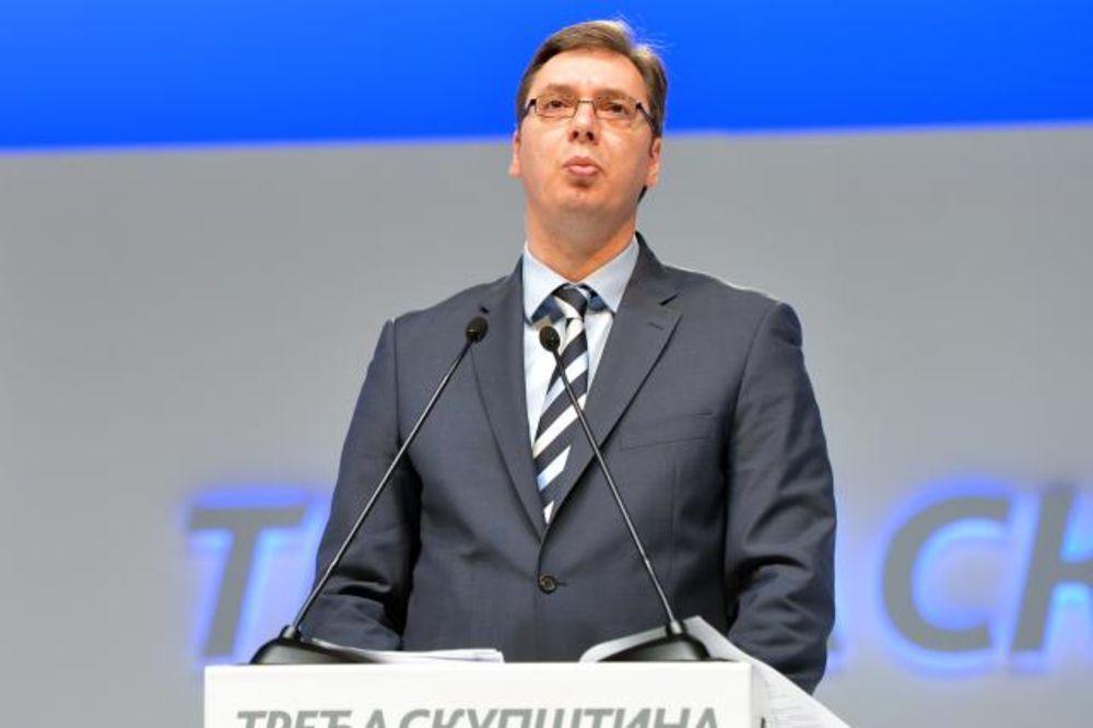 Vučić: Neću podržati ideju o smeni Saše Jankovića