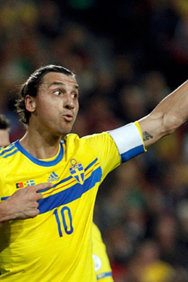 (VIDEO) ZLATAN JE BROJ JEDAN: Ibrahimović postao najbolji strelac Švedske svih vremena