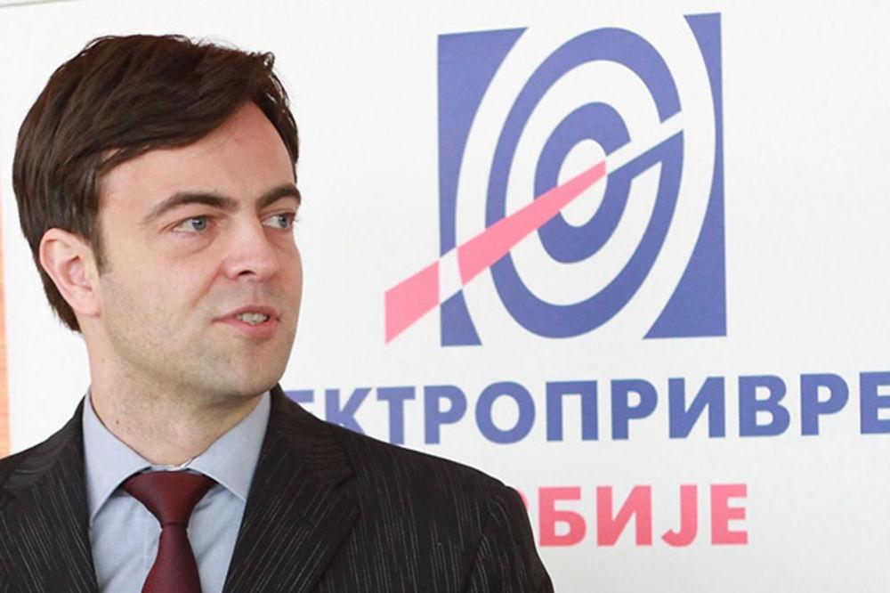 SEČA FOTELJAŠA: EPS ukinuo 43 direktorske funkcije