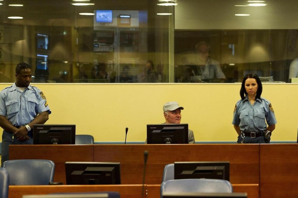 SUDSKO VEĆE HAŠKOG TRIBUBNALA: Završetak suđenja Ratku Mladiću 15. decembra