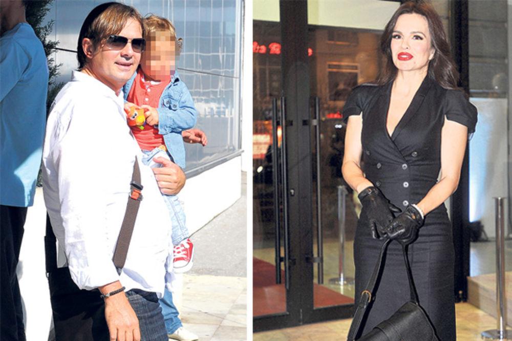 MILAN POPOVIĆ PRIZNAO KROZ SUZE: Iako mi Severina ne daje da viđam sina, ne mrzim je zbog toga!