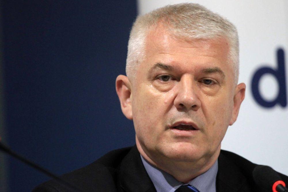 Miroslav Vasin mogući kandidat DS za premijera Vojvodine