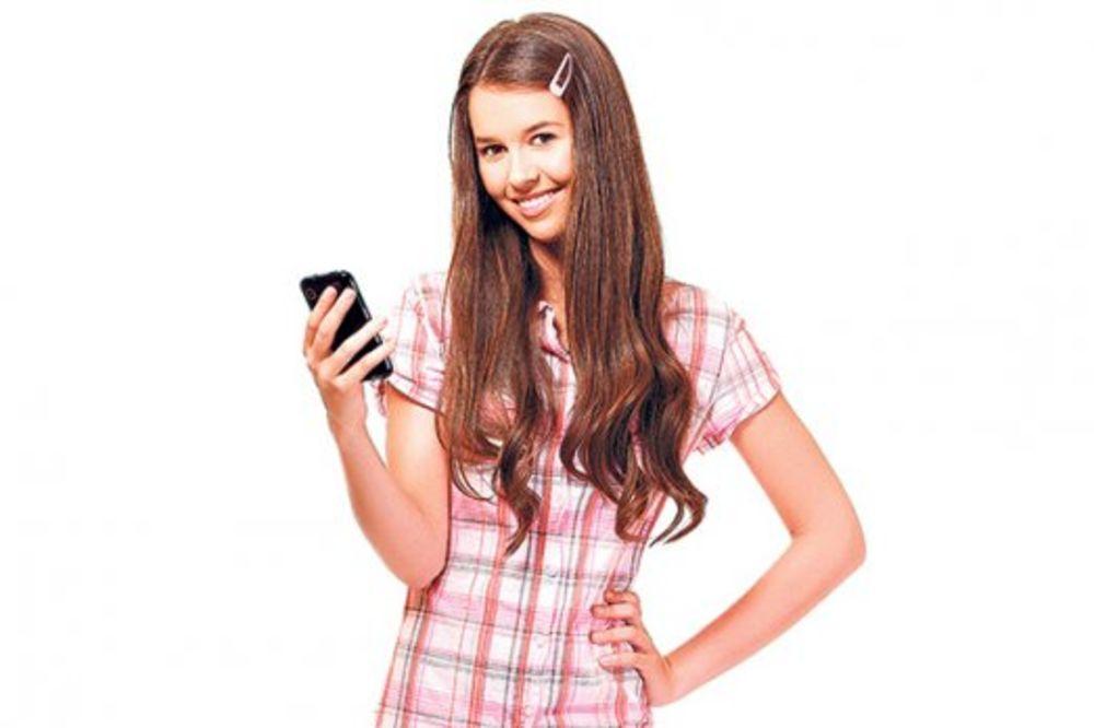 Mama se šokirala kada je zavirila u telefon trinaestogodišnje ćerke!