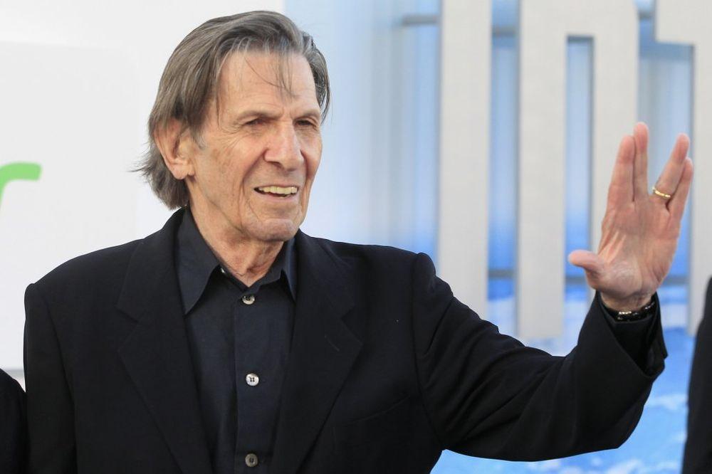 ZBOGOM SPOK: Umro glumac Leonard Nimoj!