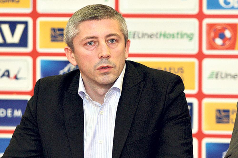 BLOG UŽIVO: Kokeza novi predsednik FS Beograda