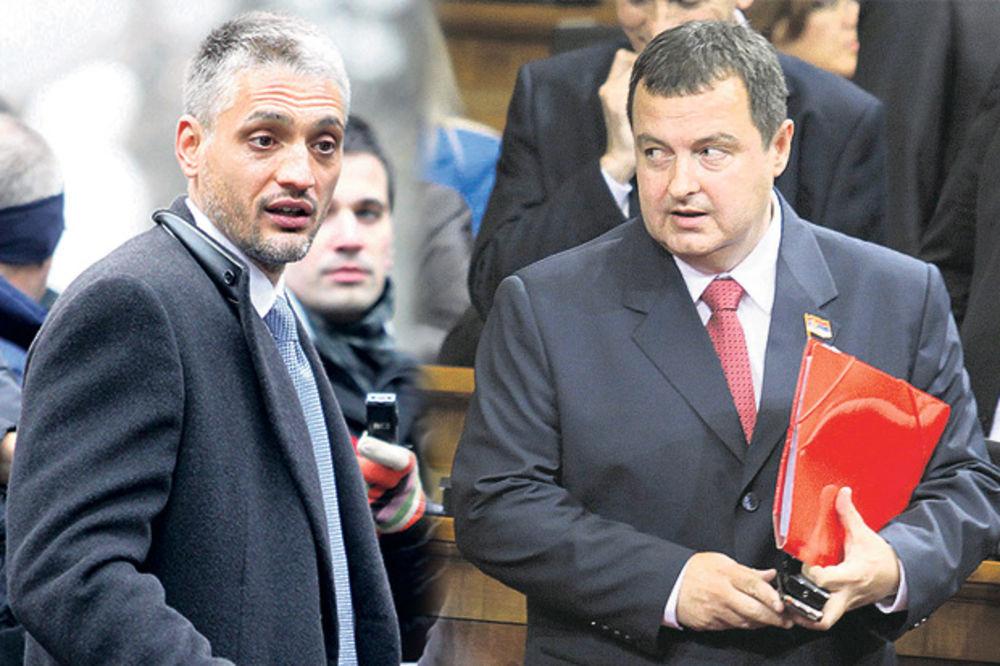 JOVANOVIĆ: Nema tog koga Dačić nije prodao i kome se ne bi prodao