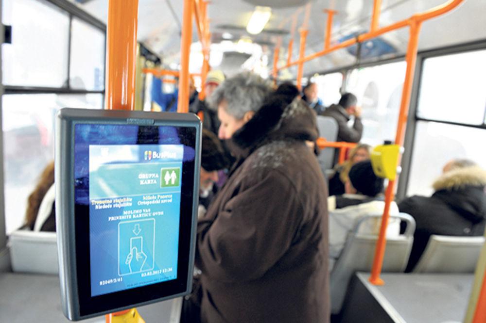 SKANDAL: Karta za prevoz u Beogradu za 6 godina poskupela čak tri puta