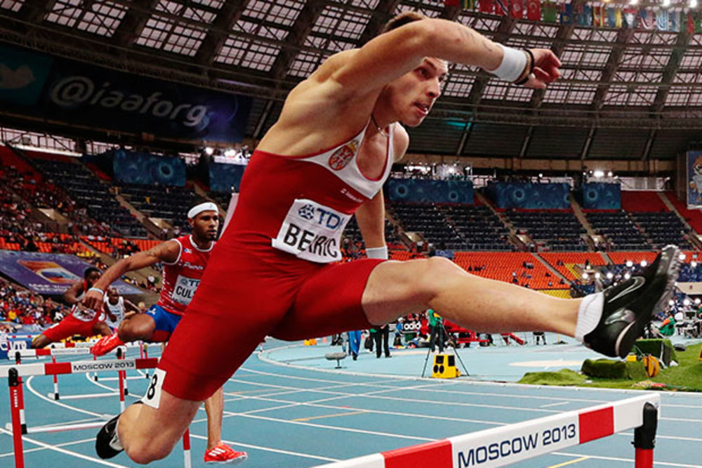 POGLEDAJTE: Koliko je Emir Bekrić bio daleko od medalje