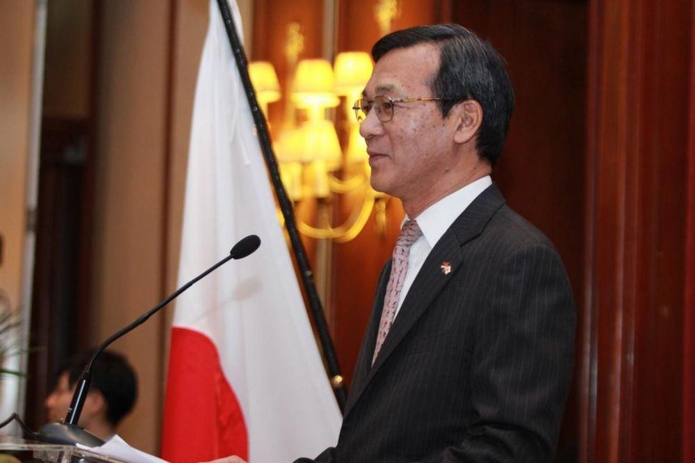 BRUKA U VALJEVU: Japanski ambasador došao na vreme pa čekao državnog sekretara pola sata!