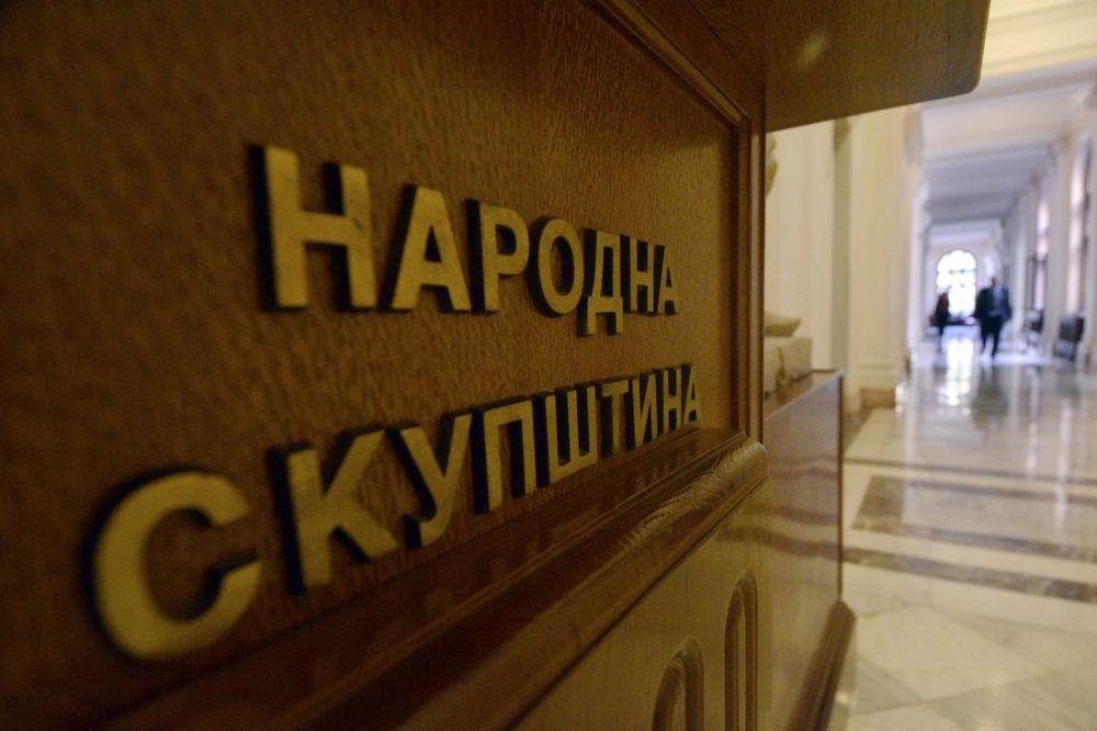 SKUPŠTINA SRBIJE: Počela rasprava o 5 zakonskih predloga