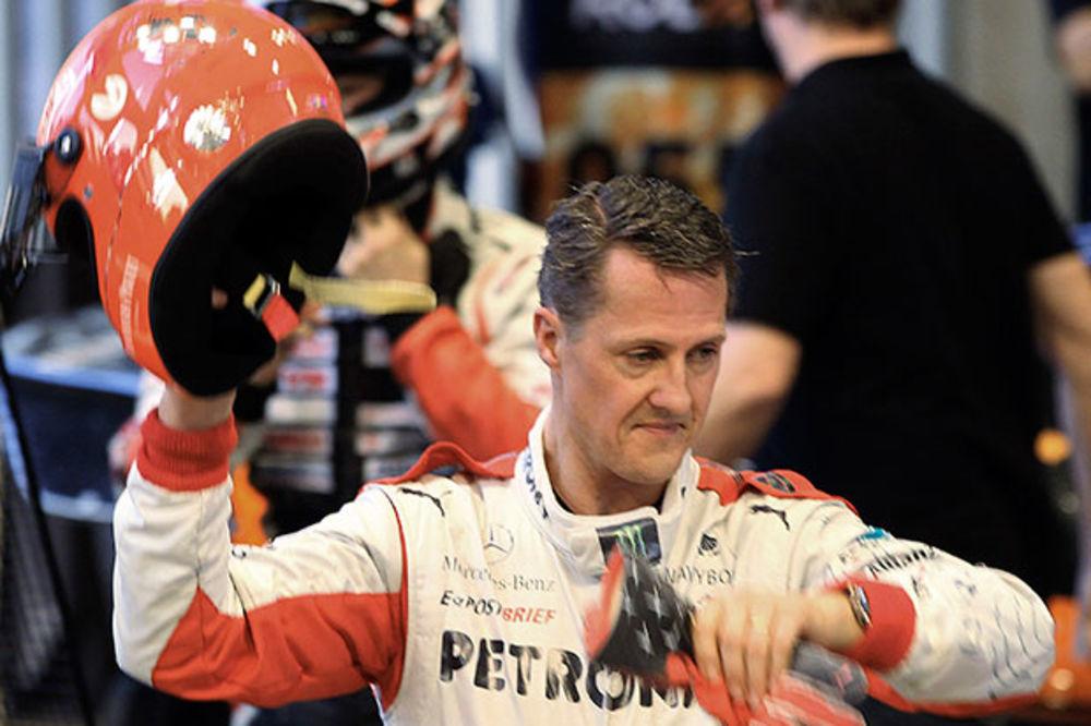 JEDINI JE USLOV DA OZDRAVI: Šumaher bi mogao da se vrati u F1?
