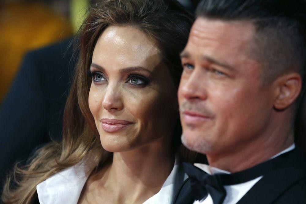 ŠOK U AMERICI: Razvode se Anđelina Džoli i Bred Pit?
