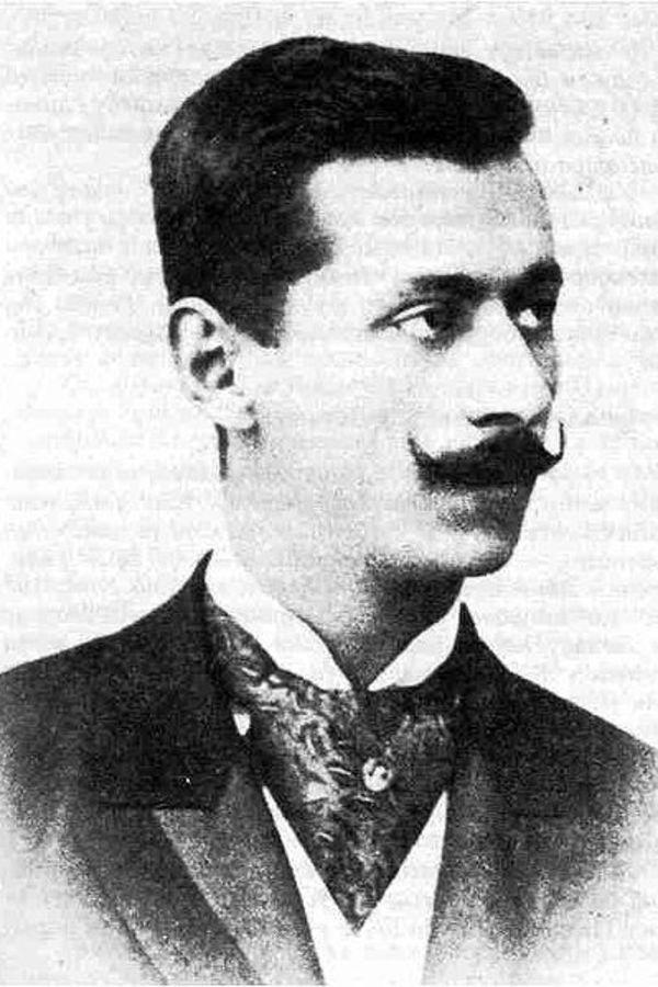 Jovan Dučić, Foto: Wikipedia