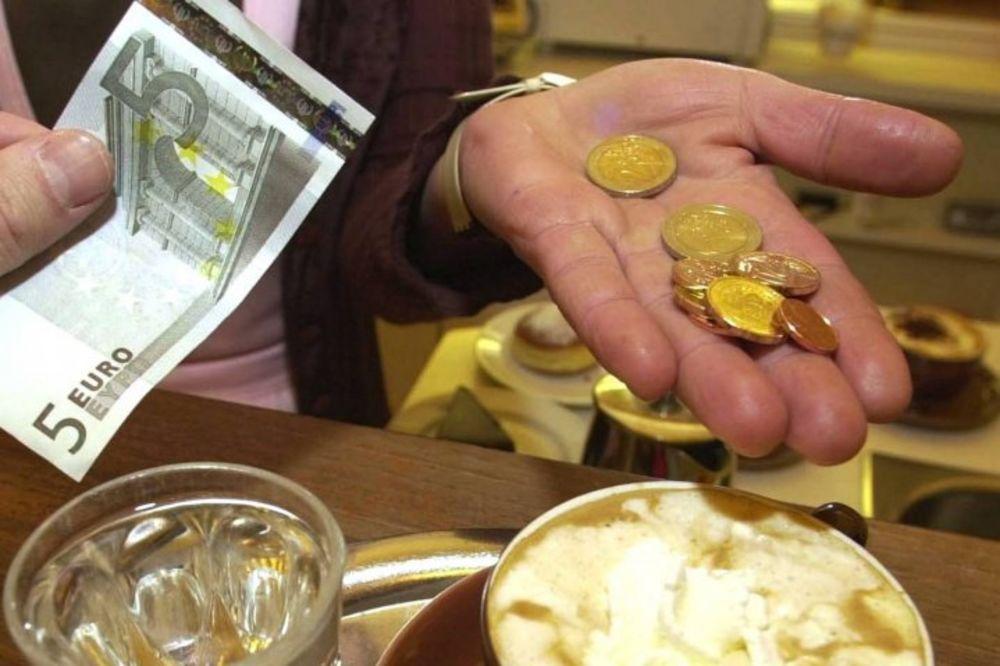 Kafa u Crnoj Gori poskupljuje 50 odsto!