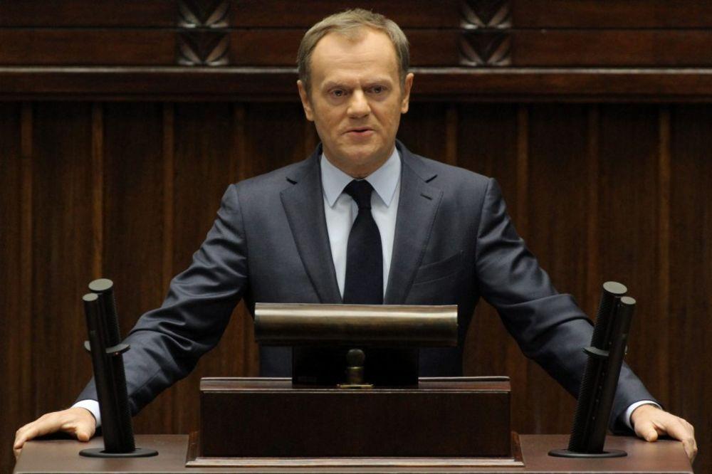 EVROPSKI SAVET: Tusk novi predsednik, Mogerini šefica diplomatije