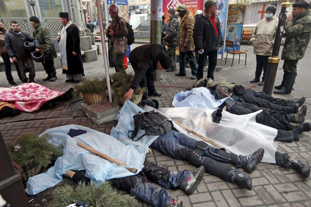 Više od 4.000 poginulih na istoku Ukrajine