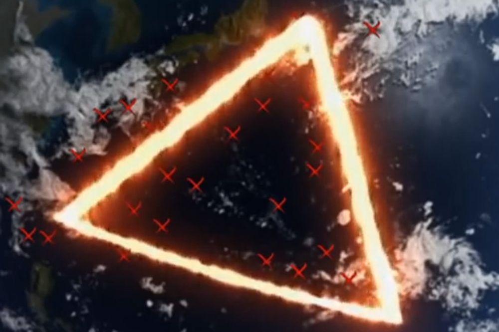 REŠENA TAJNA BERMUDSKOG TROUGLA:  Preko kratera u Sibiru objasnili nestanak aviona i brodova!