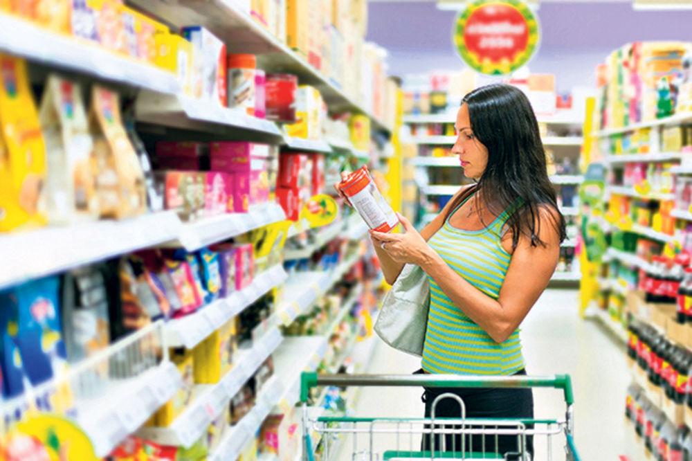 LAŽU NAS NA DEKLARACIJI PROIZVODA: Ako ovo piše na hrani, nemojte je nikako jesti!
