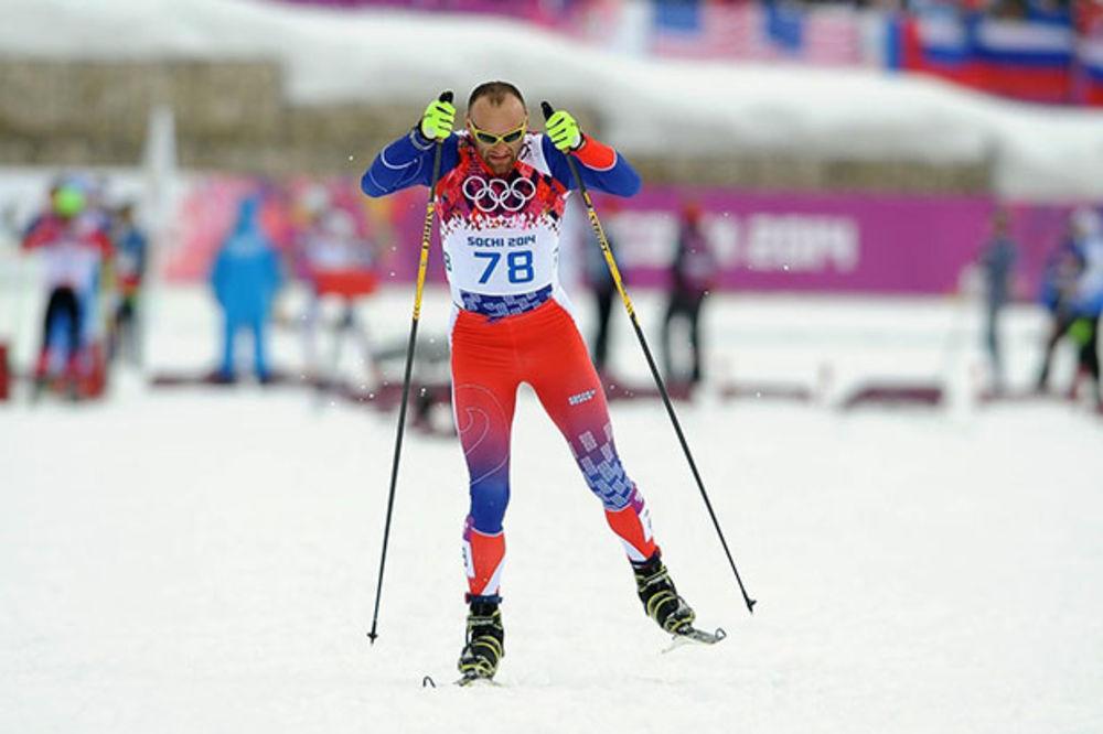 ZAVRŠIO TRKU: Milanko Petrović 50. na 50 kilometara!