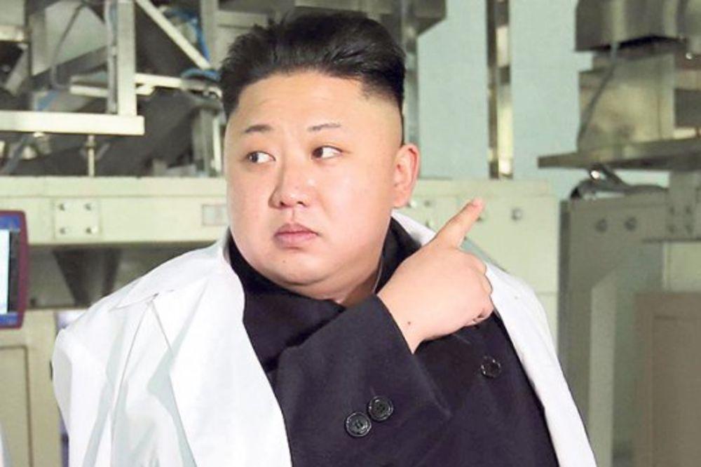 TAJNI AGENTI OTKRILI ISTINU O KIMU: Francuski lekari ga neguju na severu Pjongjanga!