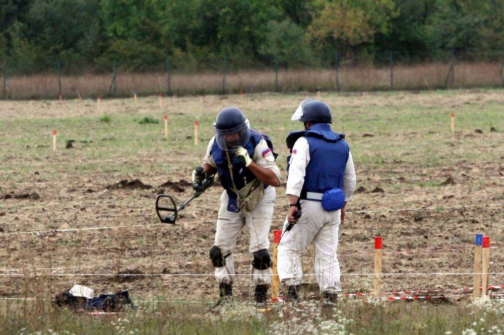 RAKOVIČKA ŠUMA: Vojska uništava zaostale NATO avio- bombe
