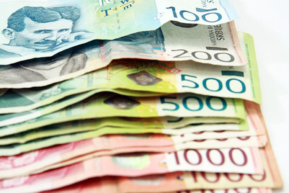 SRPSKI PROSEK: Martovska zarada 43.121 dinara
