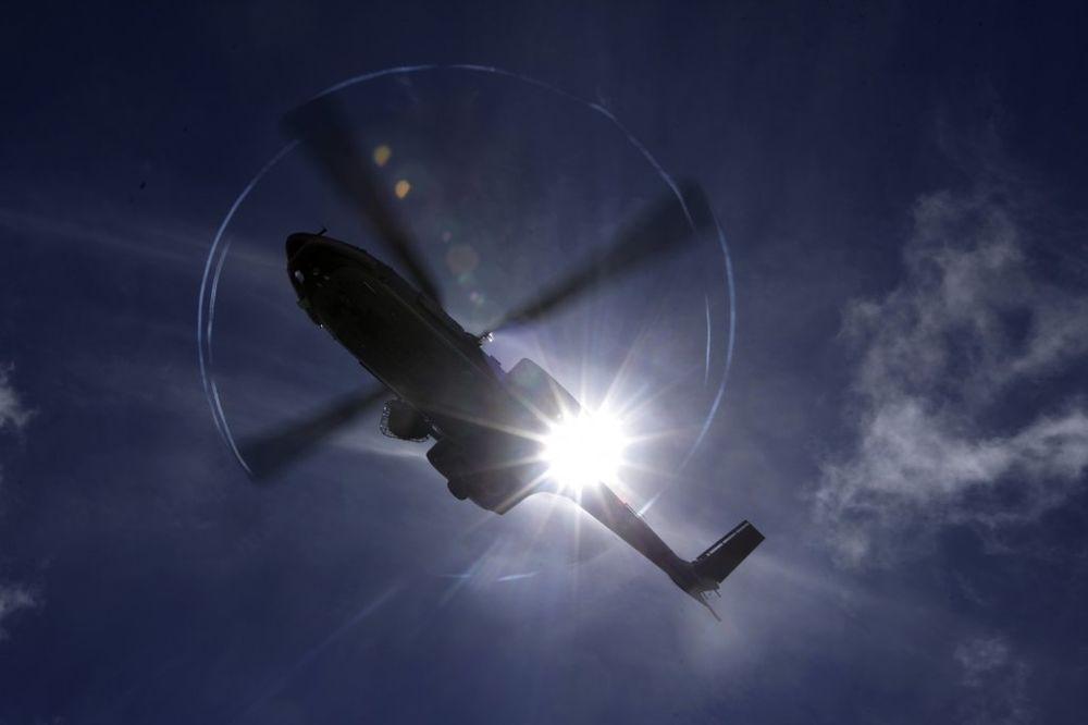 U helikopter nakrcali tonu hašiša, udarili u banderu i izginuli