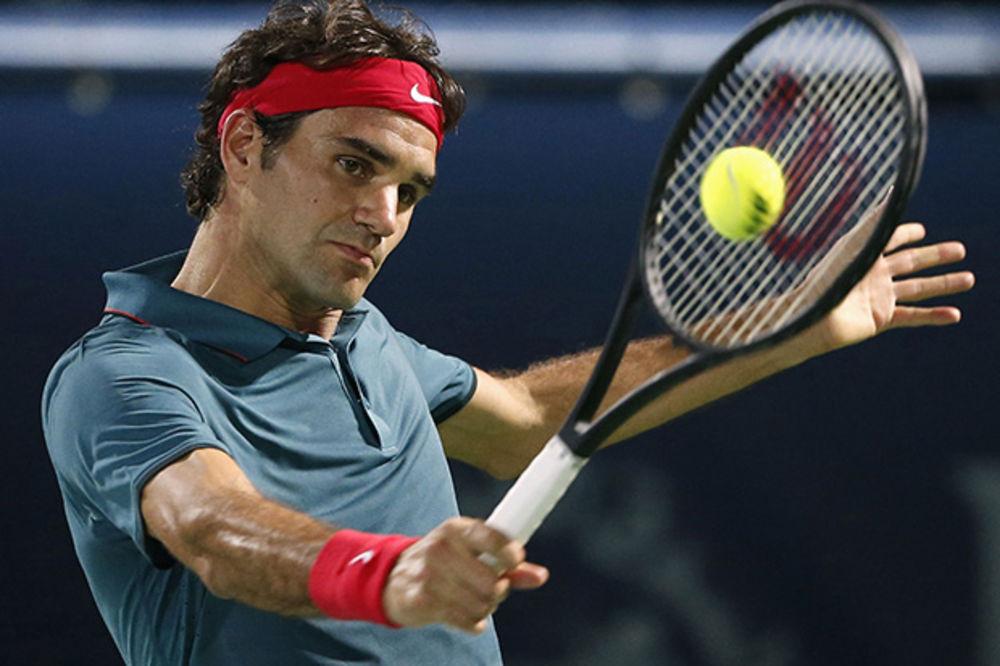 Rodžer Federer, Foto: Reuters
