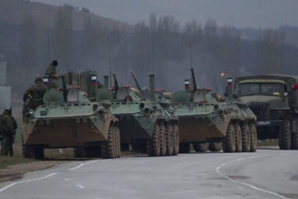 NESTABILNA SITUACIJA NA ZAPADU RUSIJE: Putin na granicu šalje 10.000 vojnika!