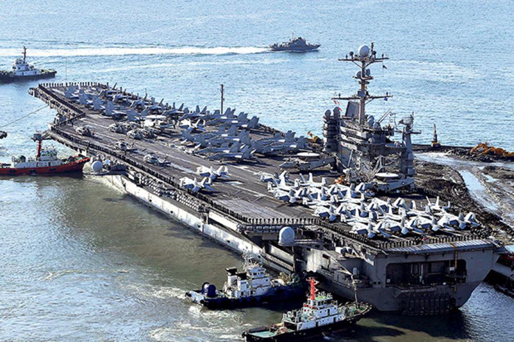 KINA I SAD ZAOŠTRAVAJU ODNOSE Evo čega se najviše plaše Vašington i Peking u slučaju oružanog sukoba