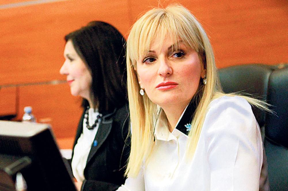 SUZANA PAUNOVIĆ: Ne razmišljam o fotelji! Vidim sebe u novom Vučićevom timu!