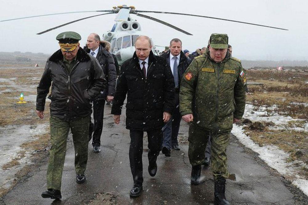 NUKLEARNI ARSENAL U PRIPRAVNOSTI: 30 dokaza da se Putin sprema za Treći svetski rat!