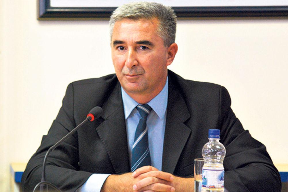 LESKOVAC: Nanogica za bivšeg gradonačelnika Kocića