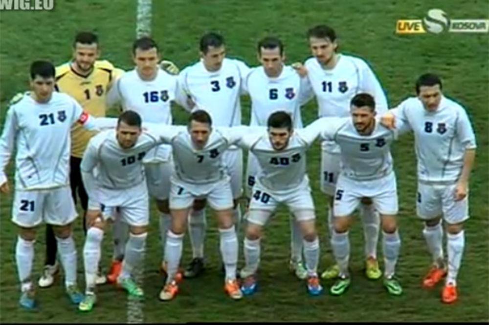 Srbi nisu igrali protiv Kosova!