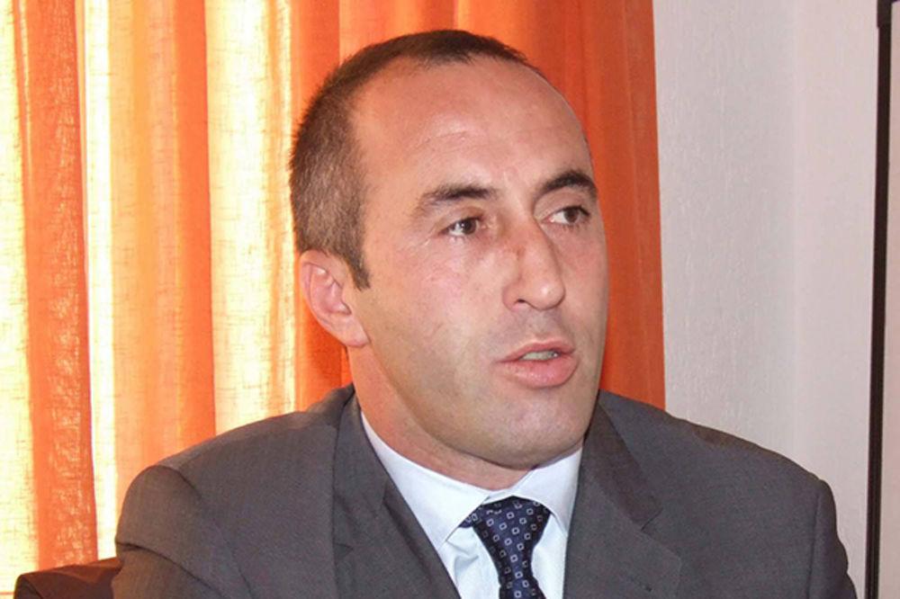 Haradinaj: Ja sam premijer, vodiću Kosovo umesto Tačija