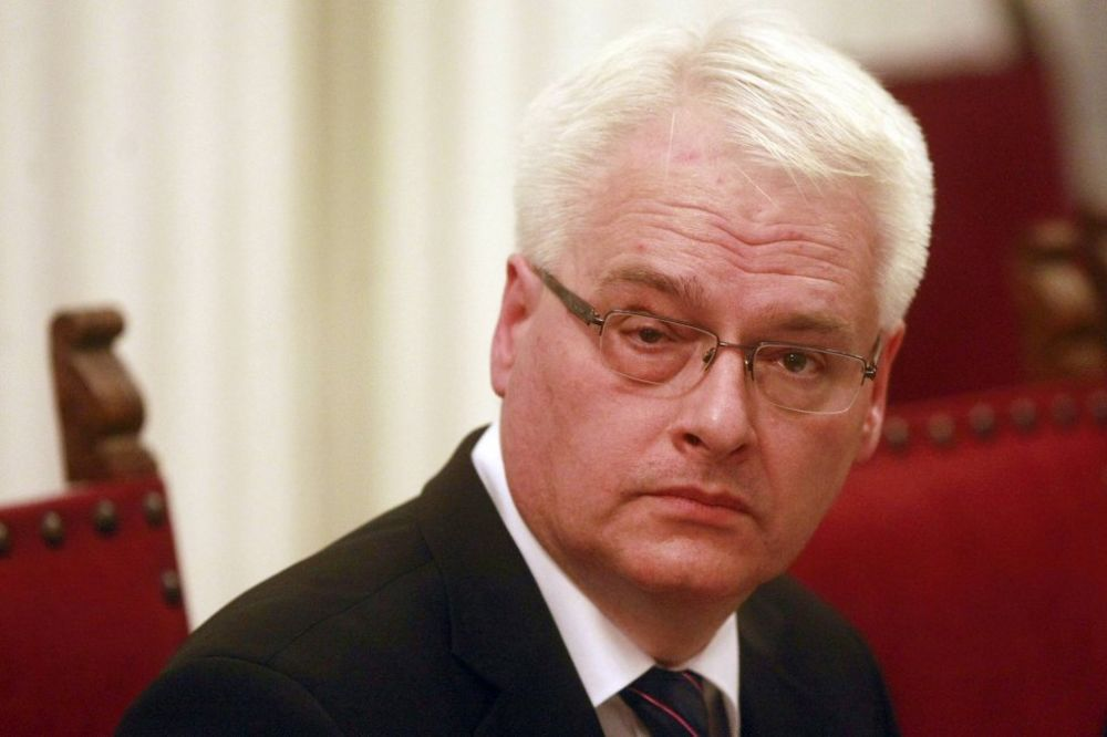 U ZAGREBU LETE GLAVE: Ivo Josipović smenio glavnog analitičara zbog otvorene kritike