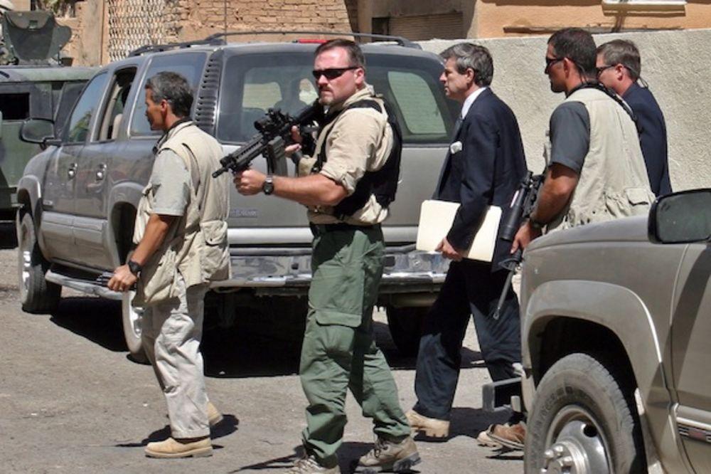 UBIJALI IZ ZABAVE: Plaćenici Blekvotera osuđeni za masakr u Iraku