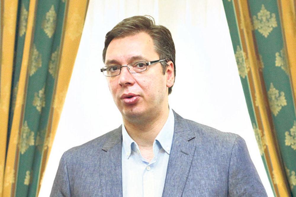 Vučić danas u Leskovcu i u Crnoj Travi